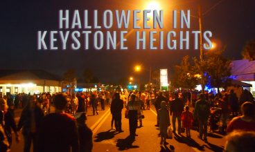 Halloween in Keystone Heights