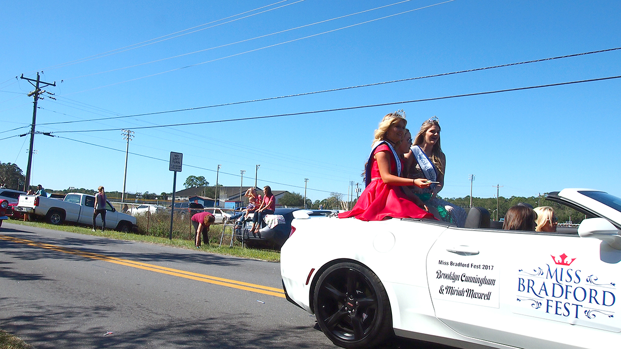 homecoming royalty in keystone heights