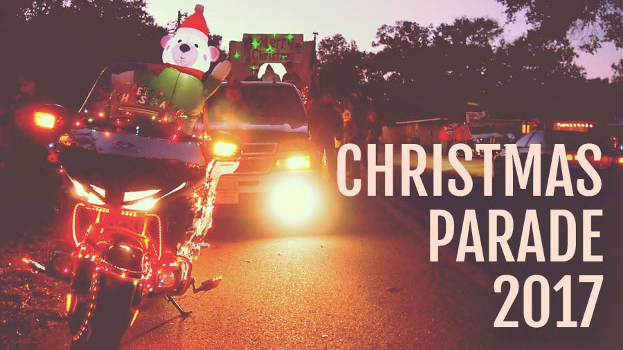 christmas parade in keystone heights