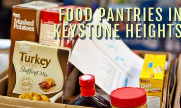 Where Can I Find A Food Pantry in Keystone Heights?