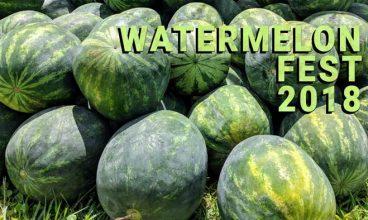 Watermelon Festival 2018
