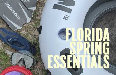 Florida Spring Gear: Things You'll Need