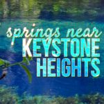 6 Florida Springs Near Keystone Heights