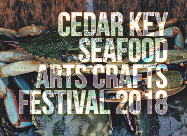 cedar key seafood fall arts craft festival