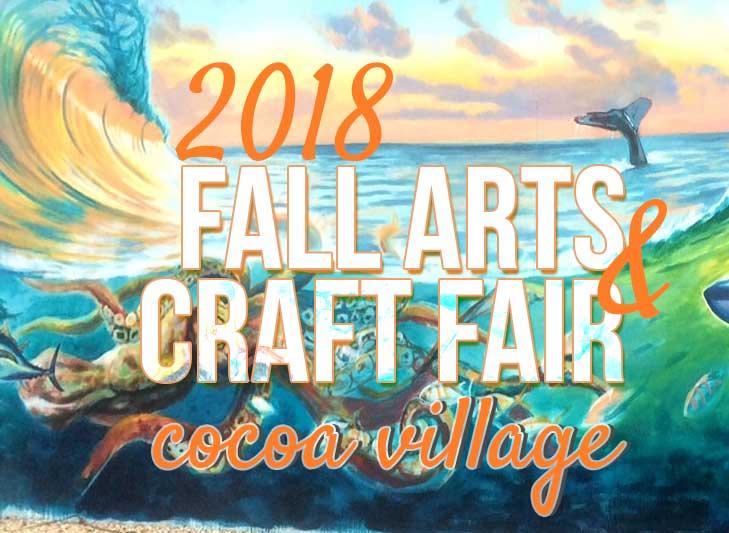 Cocoa Village fall arts and craft fair