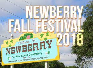 newberry fall festival in florida 2018