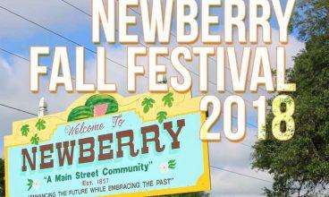Newberry Fall Festival 2018