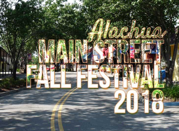 Alachua Fall festival