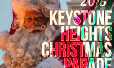 Keystone Heights Christmas Parade 2018