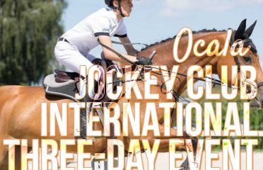 Ocala Jockey Club International Three-day Event