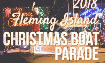 Christmas Boat Parade 2018 | Fleming Island