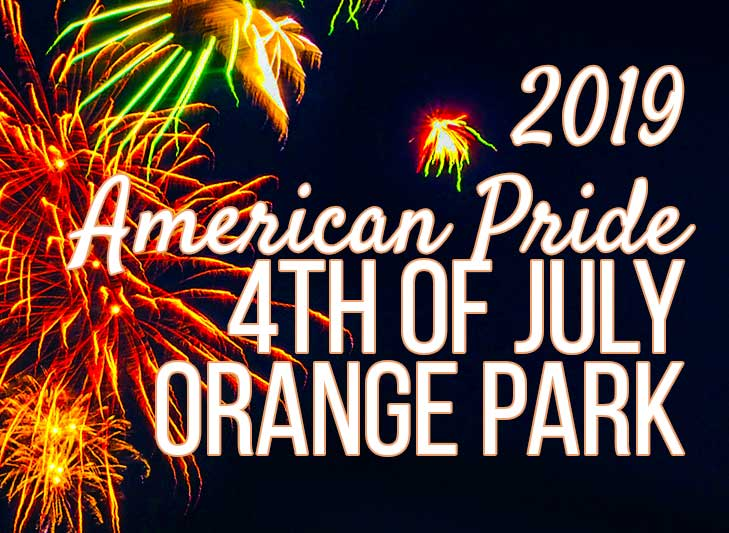 4th of july firework celebration in orange park fl 2019