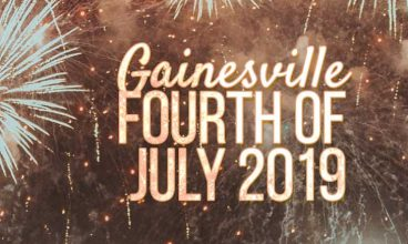 4th of July Fireworks, Gainesville, 2019