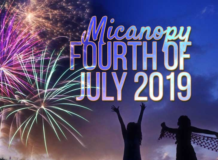 micanopy fourth of july fireworks parade